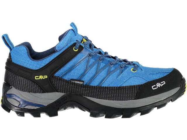 CMP Campagnolo Rigel Low WP - Chaussures Homme - bleu/noir